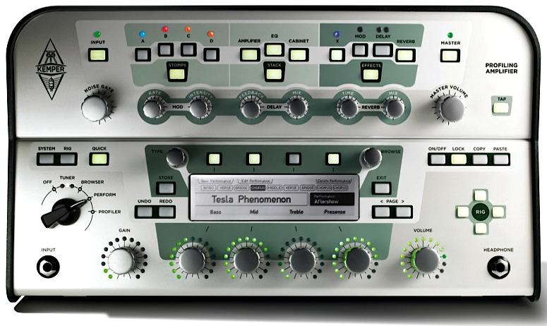 Kemper amp usato